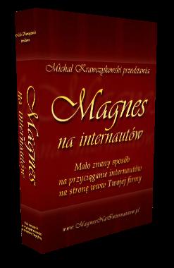 Magnes na internaut�w
